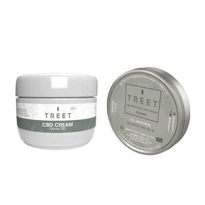 TREET Saver Bundle – CBD Spray & CBD Gel