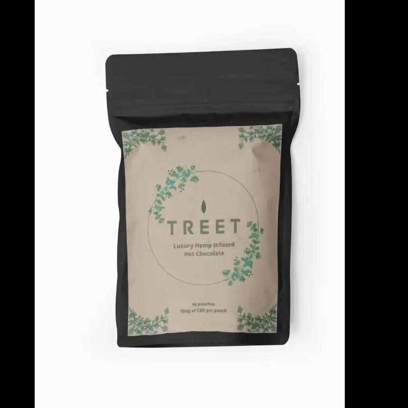 TREET Luxury CBD Infused Hot Chocolate