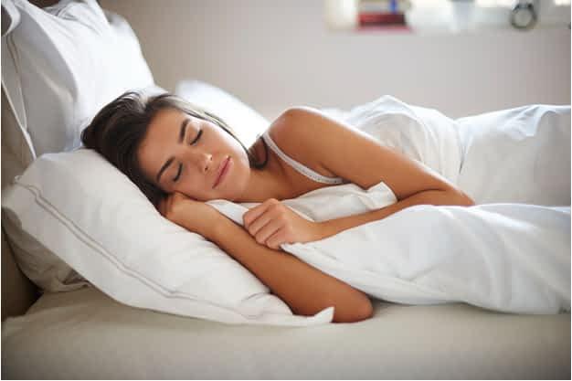 Women Sleping