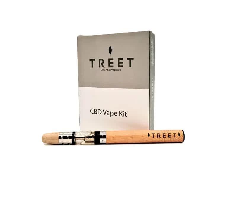 TREET Rechargeable CBD Vape Kit